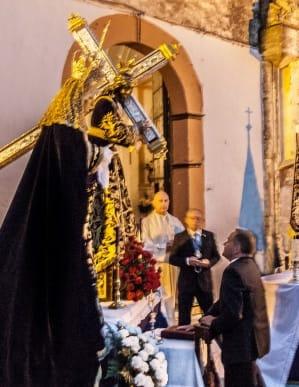 Efemérides.- Toma de posesión de la Junta de Gobierno presidida por Francisco Lucas Carrasco Bootello