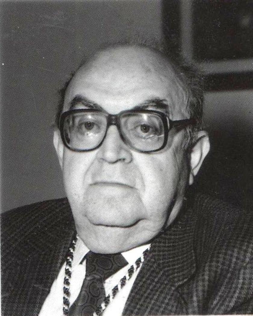 Efemérides.- Fallecimiento de Vicente Morales García